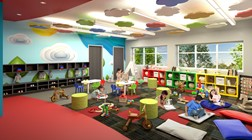 UCC Early Learning Academy Rendering